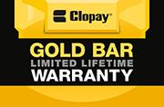 Aero Garage Door is proud to offer the Gold Bar Warranty.